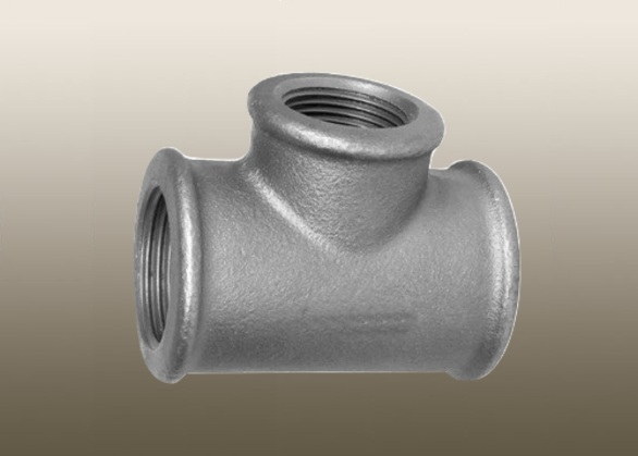 GALVANIZED PIPE TEE FITTING